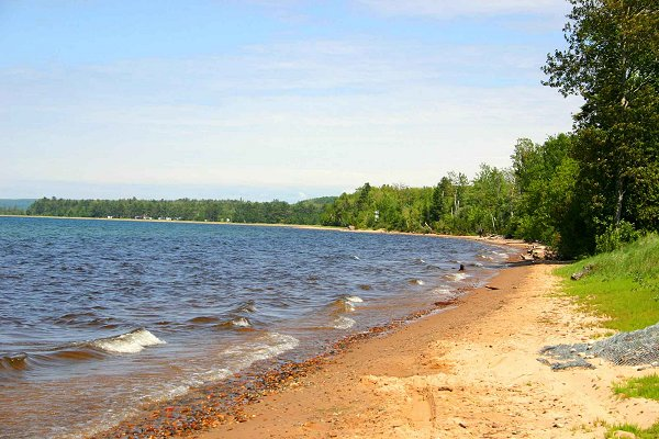 lake superior rental homes